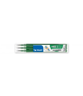 Recarga para caneta verde...