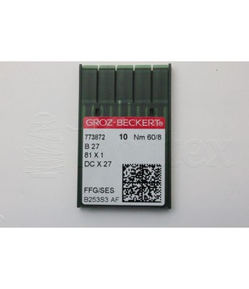 Dez.agulhas B27/SY6120/ FFG...