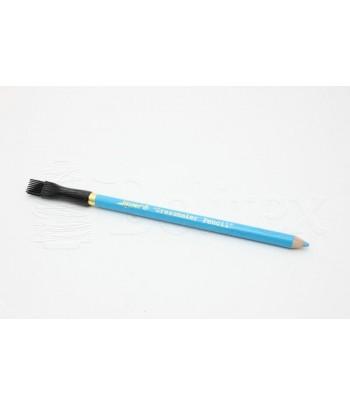 Lapis giz azul c/escova