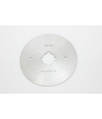 "Lamina circular KM 4"" (RS100)"