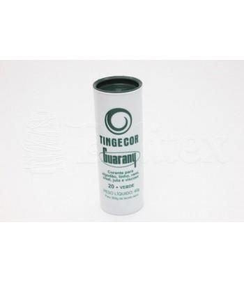 Corante TINGECOR 40g 20 Verde