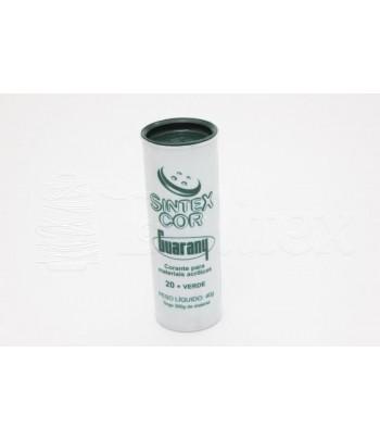 Corante SINTEXCOR 40g 20 Verde