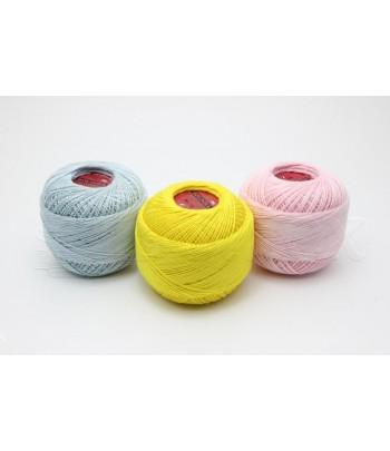 Novelos Crochet Nº12 50g...