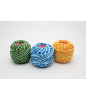 Novelos Crochet 50g Matizado